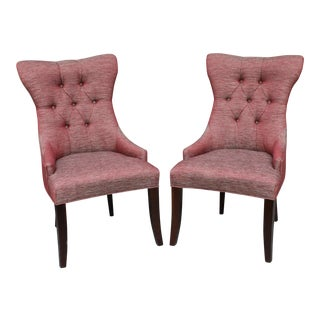 Berhardt Dining Chairs -Set of 2 For Sale