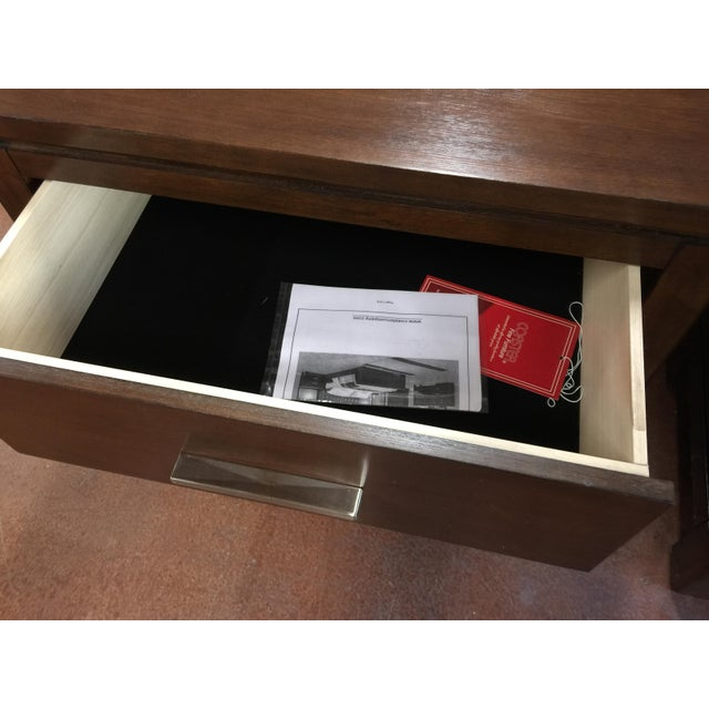 Modern Transitional Nightstand - Image 4 of 5