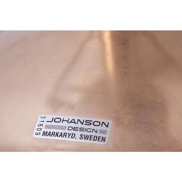 """Börge Johansson """"Jupiter"""" Bar Stools, Set of Five For Sale - Image 9 of 11"""