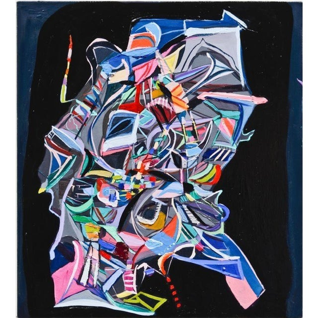 Abstract Ali Smith, Planetary, 2012 For Sale - Image 3 of 3
