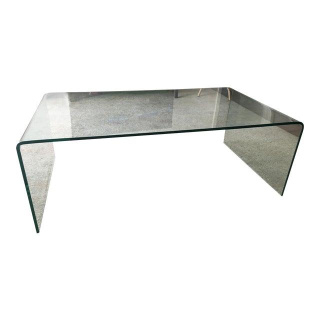 Safavieh Glass Coffee Table - Image 1 of 7