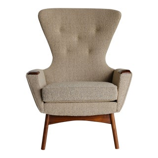 Adrian Pearsall for Craft Associates Wingback Chair