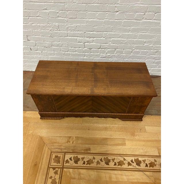 Mid 20th Century Lane Furniture Altavista Va Cedar Chest Chairish