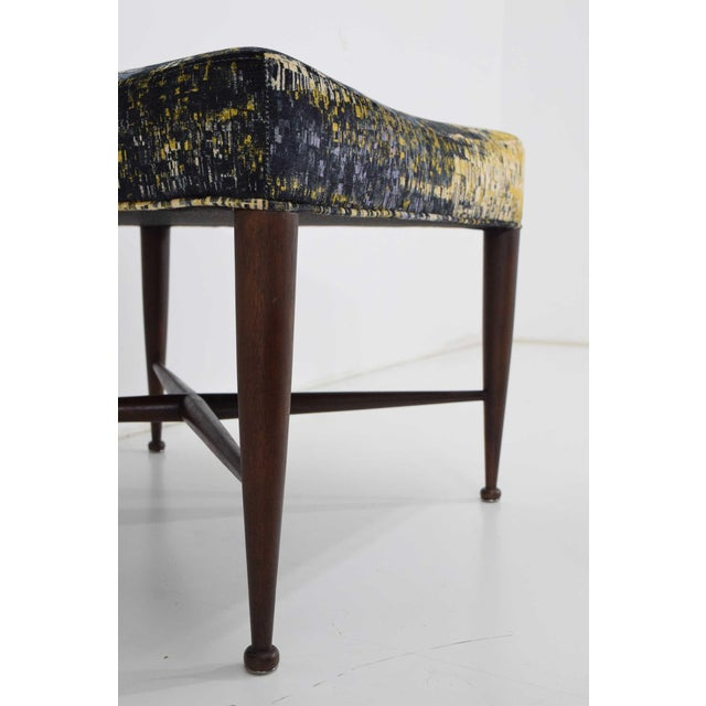 Dunbar X-Base Stools by Edward Wormley For Sale In Dallas - Image 6 of 13