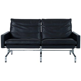 Poul Kjaerholm PK31 Two-Seat Settee by Fritz Hansen For Sale