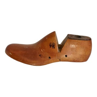 Alco Wooden Shoe Form