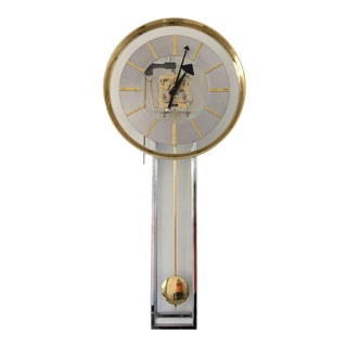 Howard Miller Mid-Century Pendulum Clock