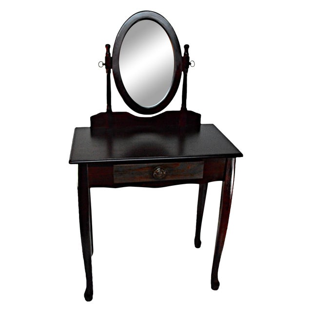 Cuban Mahogany Vanity For Sale