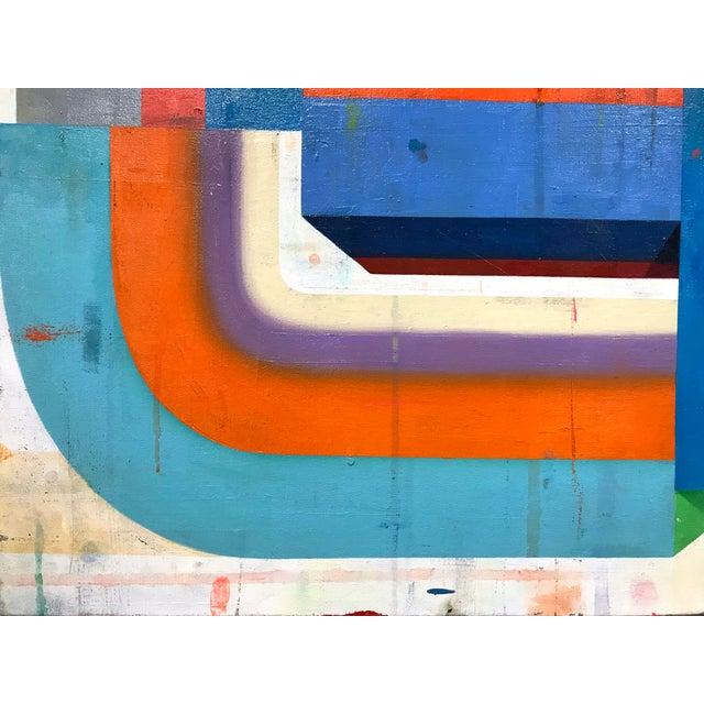 "Deborah Zlotsky Deborah Zlotsky ""On, Over, Through"" For Sale - Image 4 of 7"