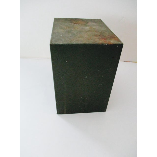 Industrial Industrial Metal Tool Chest Kennedy Vintage Drawers Cabinet For Sale - Image 3 of 9