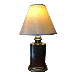 Morris Greenspan Table Lamp, 1976 For Sale
