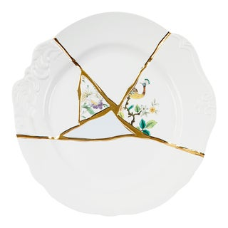 Seletti, Kintsugi Dinner Plate 2, Marcantonio, 2018 For Sale
