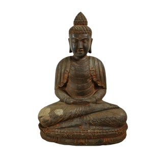 Stone Sitting Buddha For Sale