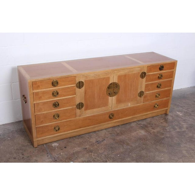 Dunbar Furniture Cabinet Designed by Edward Wormley for Dunbar For Sale - Image 4 of 10