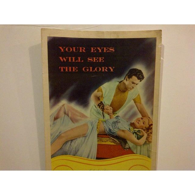 "Vintage Movie Poster ""Salome"" - Image 3 of 5"