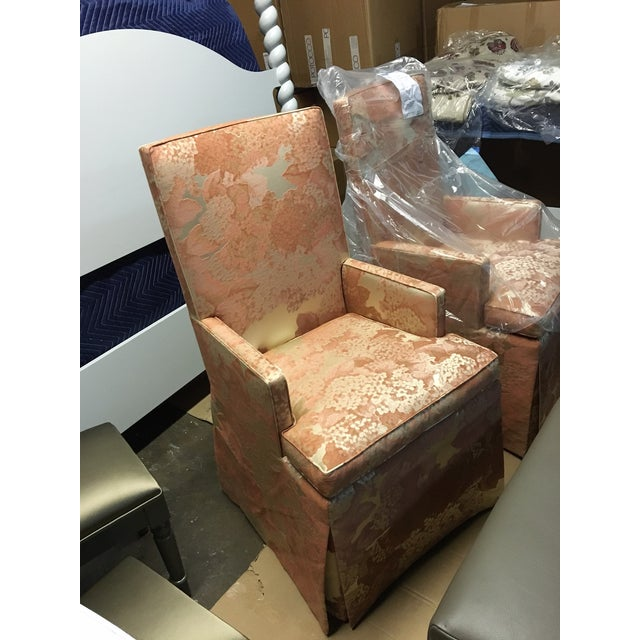 Head Dining Chairs - A Pair - Image 2 of 3