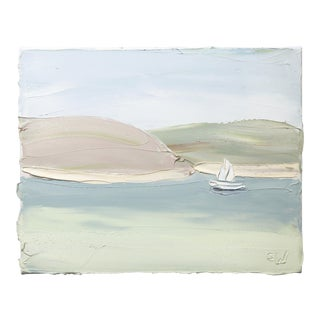 """""""Pittwater Snappermans Study 2 (7.8.19)"""" Original Artwork by Sally West For Sale"""