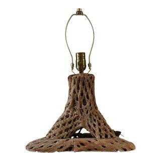 Cholla Cactus Lamp For Sale