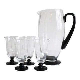 Vintage Cocktail Set - Set of 5