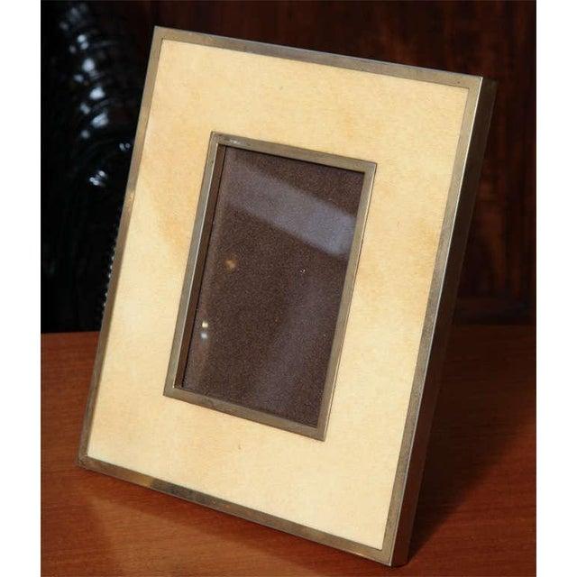 Aldo Tura Set of Goatskin Decorative Pieces (5 Items) - Image 7 of 10