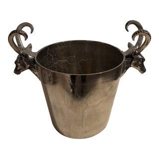 Tahari Ramshead Ice Bucket For Sale