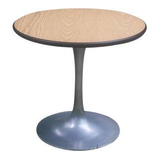 Vintage Saarinen Style Tulip Side Table For Sale