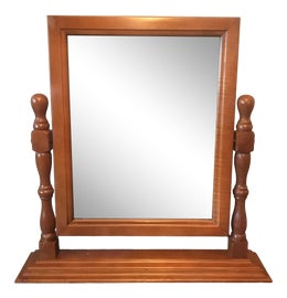 Image of Powder Room Table Mirrors