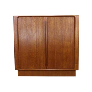 20th Century Danish Modern Bernhard Pedersen & Son Teak Chest of Drawers For Sale