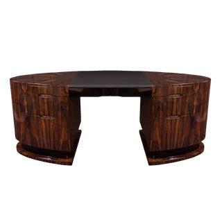 Ziricote Desk For Sale