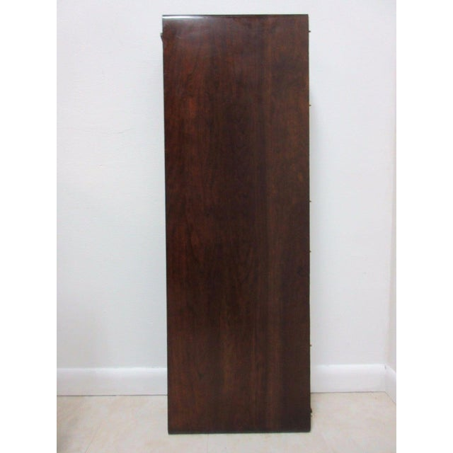 Pennsylvania House Cortland Manor Cherry Banquet Dining Conference Table For Sale - Image 10 of 11