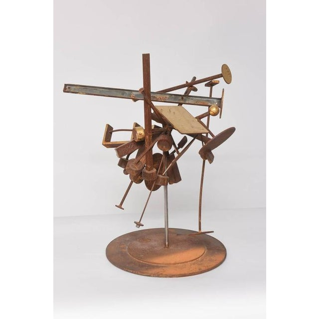 Kinetic Dimensional Works, Abstract Expressionism Sculpture For Sale In Miami - Image 6 of 11