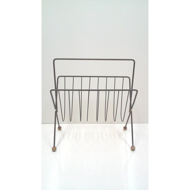 Tony Paul Magazine Rack For Sale In Detroit - Image 6 of 6