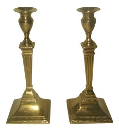 Image of State Room Candle Holders
