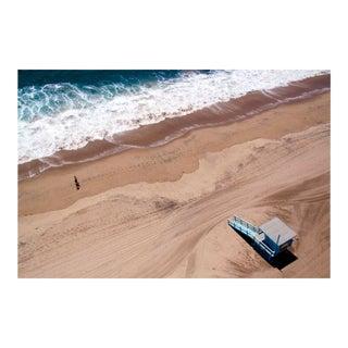 """Gray Malin"" Santa Monica Lifeguard Stand"
