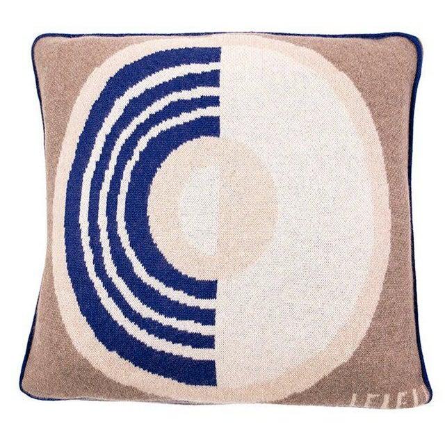 Contemporary Maison Leleu - Constellation Cashmere Pillow For Sale - Image 3 of 3