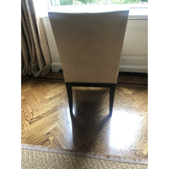 Modern 1990s Vintage John Boone Dining Chair For Sale - Image 3 of 4