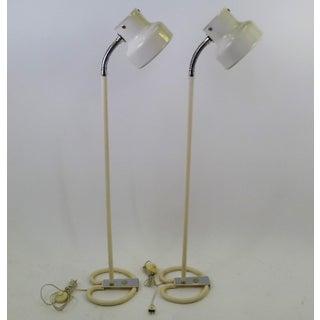 "Anders Pehrsson ,1968, Pair ""Bumling"" Floor Lamps for Atelje Lyktan, Sweden"
