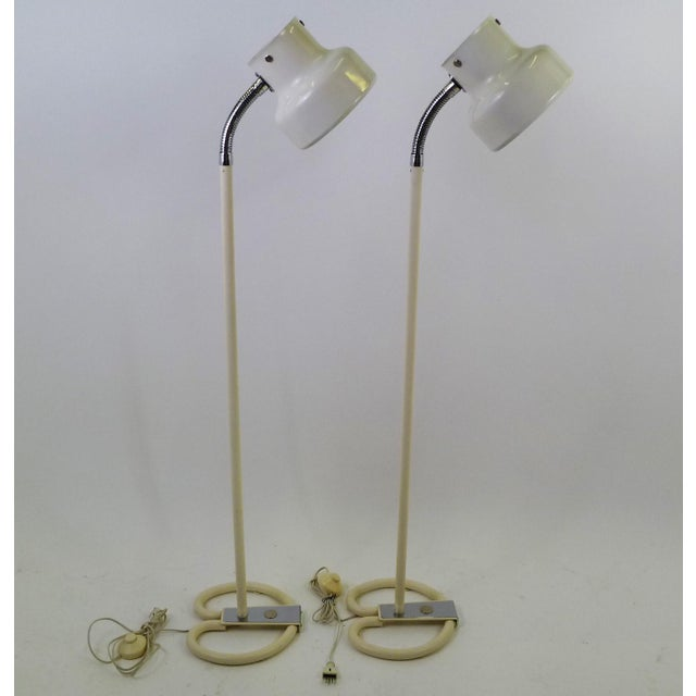 """Pair of Anders Pehrsson """"Bumling"""" Floor Lamps for Atelje Lyktan For Sale - Image 12 of 12"""