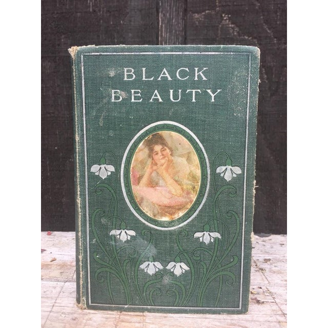 Turn of the century edition of Black Beauty by Ana Sewell. We love the cover! The boards are in fair shape with some...