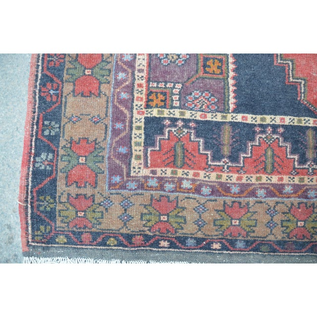 Turkish Anatolian Rug - 4′7″ × 8′7″ - Image 6 of 6