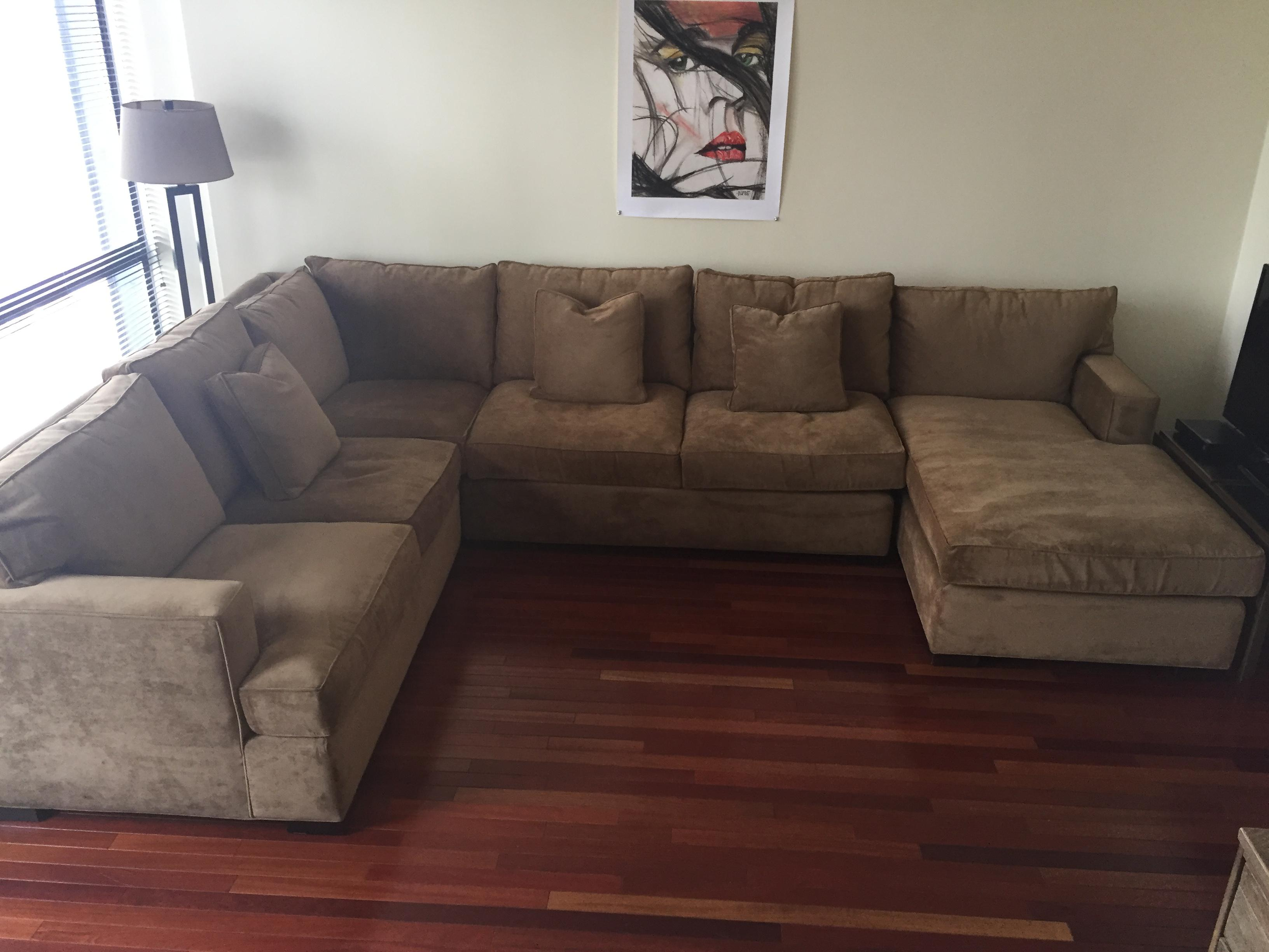Beau Arhaus Arhaus Dune Sectional Sofa For Sale   Image 4 Of 10