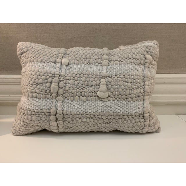 Pehuen Patagonia Designs Lumbar Throw Pillow For Sale In New York - Image 6 of 6