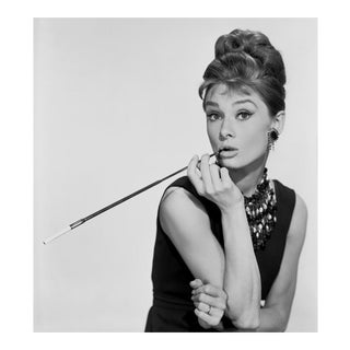 "Audrey Hepburn in ""Breakfast at Tiffany's"" 1961 For Sale"