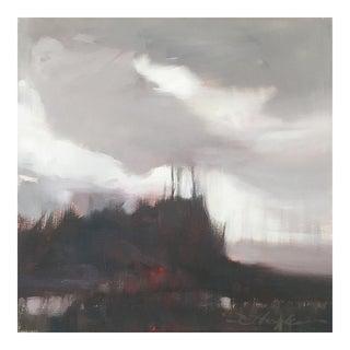 """Marsh, No.4"" Original Painting by Donna Hughes"