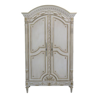 Ej Victor Newport Mansions French Armoire
