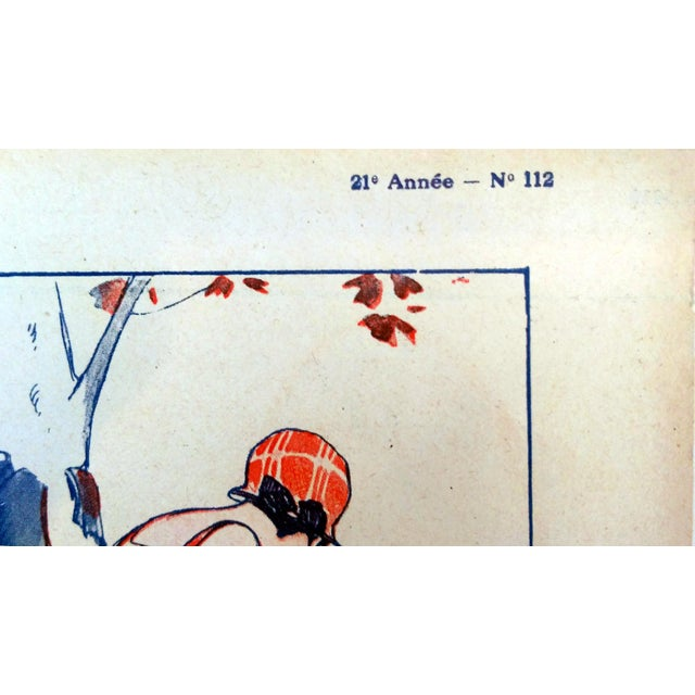 """1919 Le Sourie """"Girls Day Off"""" Print - Image 5 of 10"""