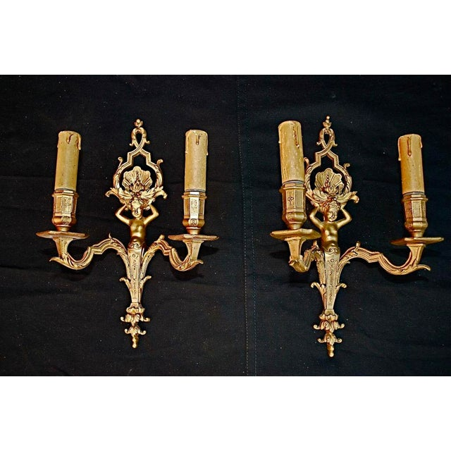 We have over 3000 antique sconces and over 1000 antique lights, if you need a specific pair of sconces or lights, contact...