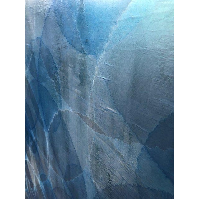 """2010s 2018 """"Nacre"""" Painting by Roger Mudre For Sale - Image 5 of 8"""
