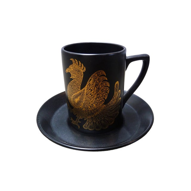 1960's Phoenix Coffee Set - Image 2 of 4