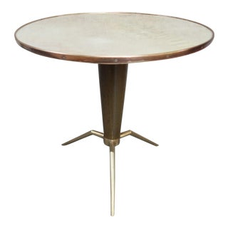 A Round Table Attributed to Melchiorre Bega, Italy 50'